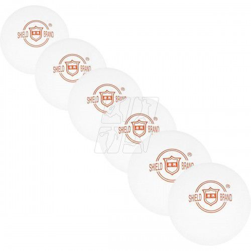 Tenis stołowy, Piłeczki do tenisa stołowego SHIELD 101 Meteor/ WYSYŁKA 24h / GWARANCJA 24m