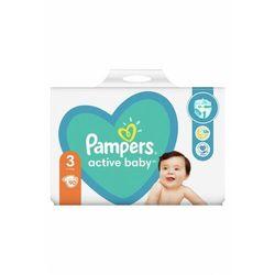 Pieluchy Pampers Active Baby 3 5O41F7 Oferta ważna tylko do 2031-09-23