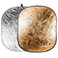 Blendy fotograficzne, Quantuum Blenda 120x180 cm złoto srebrna