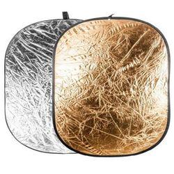 Quantuum Blenda 120x180 cm złoto srebrna