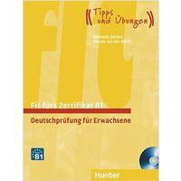 Książki do nauki języka, Fit furs Goethe-Zertifikat B1 LB /CD gratis/ (opr. miękka)
