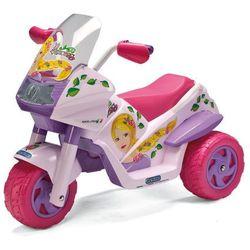 PEG PEREGO Motor Rider Princess 6V - HITY WiecejZabawek.pl. Szybka wysyłka - 100% Zadowolenia. Sprawdź już dziś!