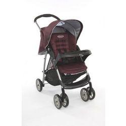 Wózek GRACO Mirage Plus Plum + TANIEJ! Dodaj produkt do koszyka, sprawdź ile zaoszczędzisz! + DARMOWY TRANSPORT!