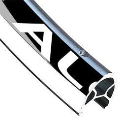 Obręcz AlexRims R450 28'' 32 otworów CNC czarna