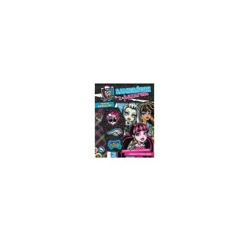 Literatura młodzieżowa, Łamigłówki z pazurem Monster High. (opr. miękka)