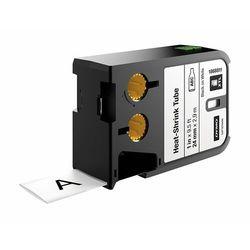 Taśma DYMO XTL 2,7m rurki termokurczliwej ciągłej (24 mm) na kabel o Ǿ Min. 5.1mm – Max. 15.27mm, czarny na białym, 1868811 Dystrybutor DYMO! Oryginał