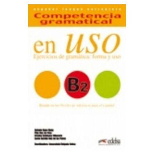 Książki do nauki języka, En Uso B2 ejercicios de gramatica (opr. miękka)