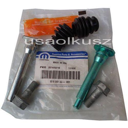 Zaciski hamulcowe, Prowadnice przedniego zacisku hamulcowego Honda Accord 2011-