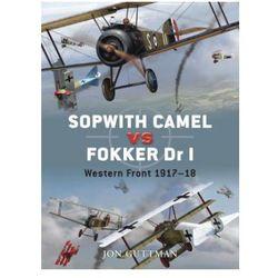 Sopwith Camel vs Fokker Dr I Western Front 1917-18 (D.#7) (opr. miękka)