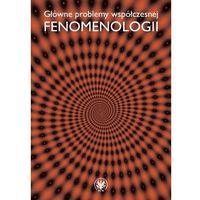 Filozofia, Główne problemy współczesnej fenomenologii - Jacek Migasiński, Marek Pokropski (opr. twarda)
