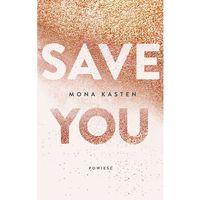 Literatura młodzieżowa, Save you (opr. broszurowa)