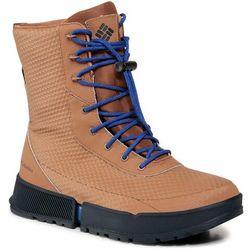 Śniegowce COLUMBIA - Hyper-Boreal™ Omni-Heat™ Tall BM0127 Elk/Cobalt 286
