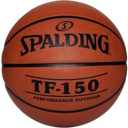 Piłka koszowa Spalding NBA TF-150 Outdoor 6