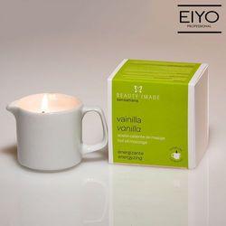 Świeca olejek do ciepłego masażu Wanilia - 80 g