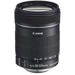 Canon 18-135 mm f/3.5-5.6 EF-S IS - Cashback 215 zł przy zakupie z aparatem!