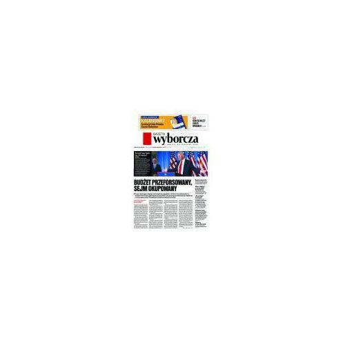 E-booki, Gazeta Wyborcza - Szczecin 10/2017