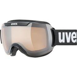 UVEX Downhill 2000 V Gogle, black/variomatic silver 2019 Gogle narciarskie