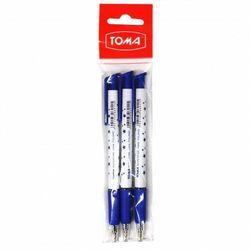 Toma - S-FINE długopis automatyczny niebieski
