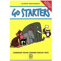 Książki do nauki języka, Go Starters SB + CD MM PUBLICATIONS (opr. broszurowa)
