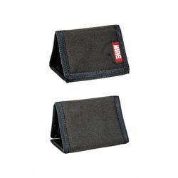 Czarny portfel na rzep Marvel 2Y38CZ Oferta ważna tylko do 2023-08-24
