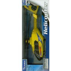 Helikopter żółty 1:48. Darmowy odbiór w niemal 100 księgarniach!