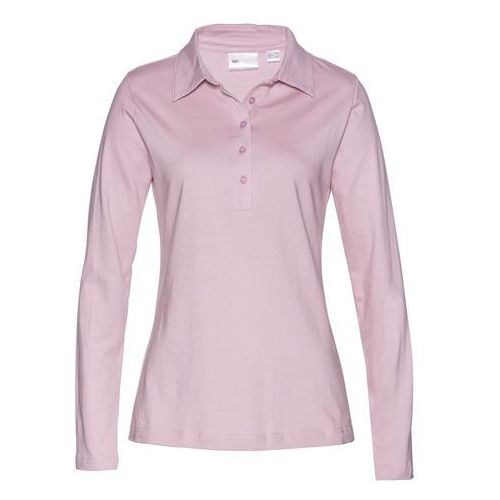 Bluzki, Shirt bonprix stary jasnoróżowy