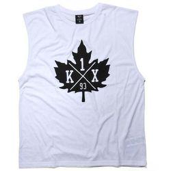 podkoszulka K1X - Core Big Leaf White/Black (1000)