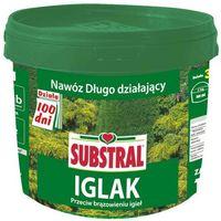 Odżywki i nawozy, Nawóz do iglaków Substral 100 dni 5 kg