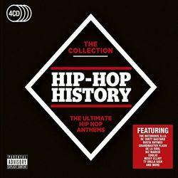 Różni Wykonawcy - HIP-HOP HISTORY - THE COLLECTION