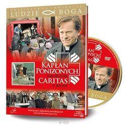 KAPŁAN PONIŻONYCH, ZAŁOŻYCIEL CARITAS W RZYMIE - Film DVD z serii: Ludzie Boga wyprzedaż 02/19 (-20%)