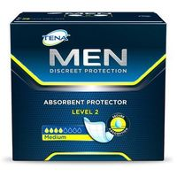 Wkładki higieniczne, Wkładki urologiczne Tena Men Level 2 20 szt. SCA