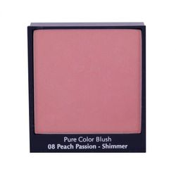 Estée Lauder Pure Color róż 7 g dla kobiet 08 Peach Passion SHIMMER
