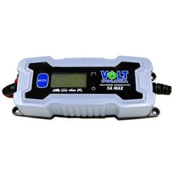 Prostownik automatyczny 6V /12V 5A LCD