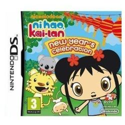 Ni Hao Kai-Lan: New Year's Celebration - Nintendo DS - Dzieci