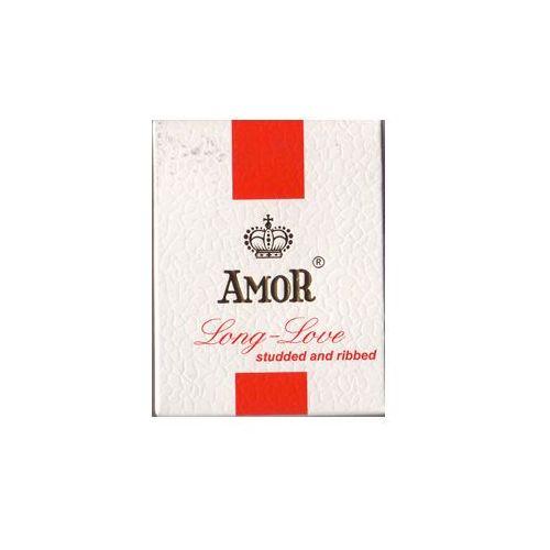 Prezerwatywy, Prezerwatywy wydłużające stosunek Amor Long Love - Kup Teraz! Realizacja 24h