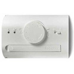 Termostat elektroniczny biały, nastawy pokrętłem, dzień/noc, lato/zima 1P 5A 230V 1T.41.9.003.0000