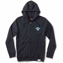 bluza DIAMOND - Viewpoint Zip Hoodie Sp18 Navy (NVY) rozmiar: 2X