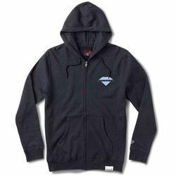bluza DIAMOND - Viewpoint Zip Hoodie Sp18 Navy (NVY) rozmiar: L