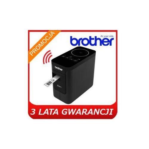 Drukarki termiczne i etykiet, Brother PTP750W