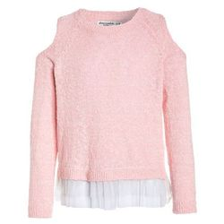 Abercrombie & Fitch BACK DETAIL Sweter pink