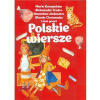Poezja, Polskie wiersze - Jeśli zamówisz do 14:00, wyślemy tego samego dnia. Darmowa dostawa, już od 99,99 zł. (opr. twarda)