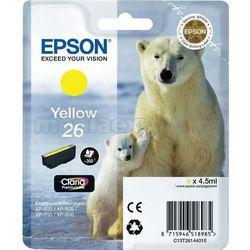 Epson Tusz T2614 YELLOW 4.5ml do XP-600/700/800