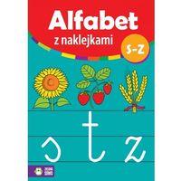 Naklejki, Alfabet z naklejkami S-Z - Praca zbiorowa