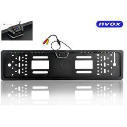 NVOX RC5062D Samochodowa kamera wbudowana w ramkę rejestracyjną z diodami IR