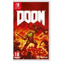 Gra Nintendo Switch DOOM