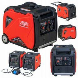 Agregat prądotwórczy Fogo F 4001 ISE generator inwertorowy 3,5 kW