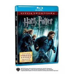 Harry Potter i Insygnia Śmierci: część I (2 BD) Harry Potter and the Deathly Hallows: Part I