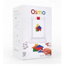 Zestaw gier OSMO Genius Kit 5 gier edukacyjnych do iPada (podstawka + reflektor)