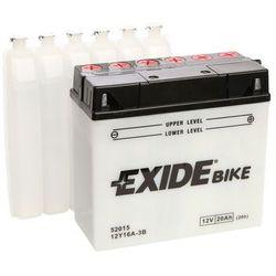 Akumulator motocyklowy Exide 51913 20Ah 210A BMW