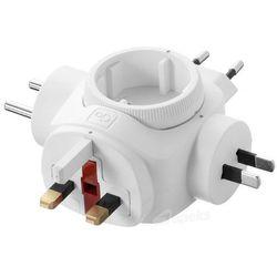 Go Travel DG/025 adapter sieciowy / europejski